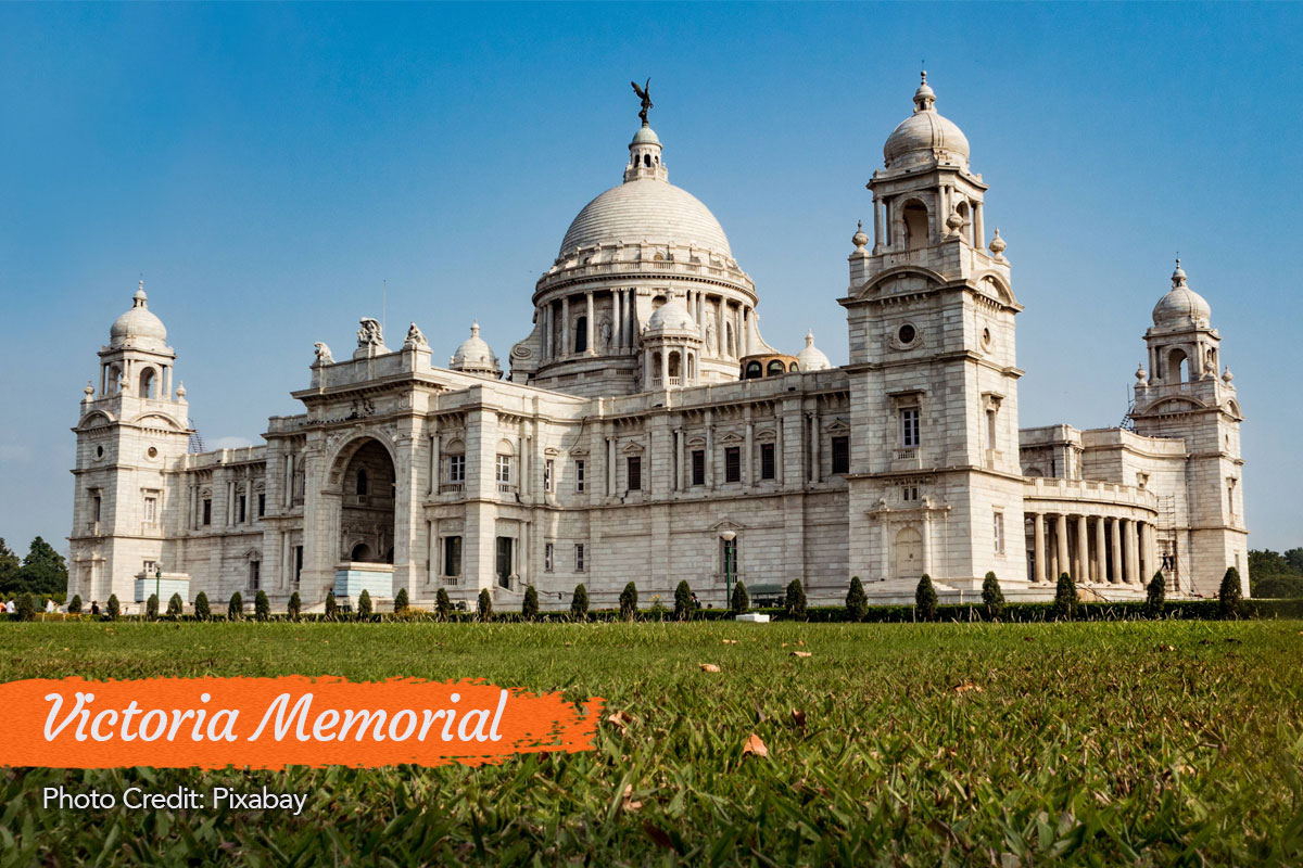State-Tourist-Attractions-India-victoria-memorial