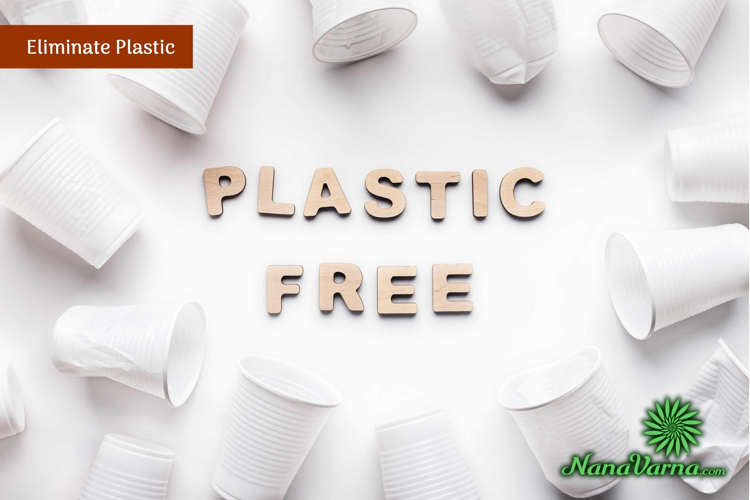 easy ways for an eco friendly environment plastic free