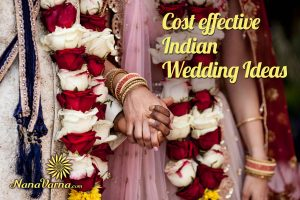 Cost effective contemporary Indian wedding Ideas