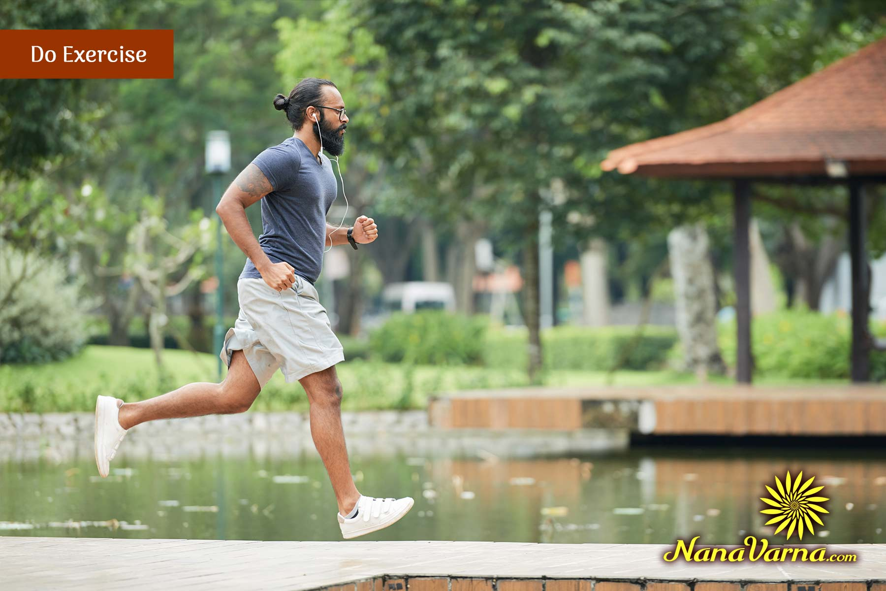 Boost Your Immune System Naturally do exercise