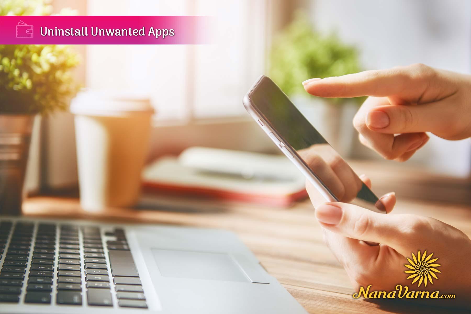 05 uninstall apps