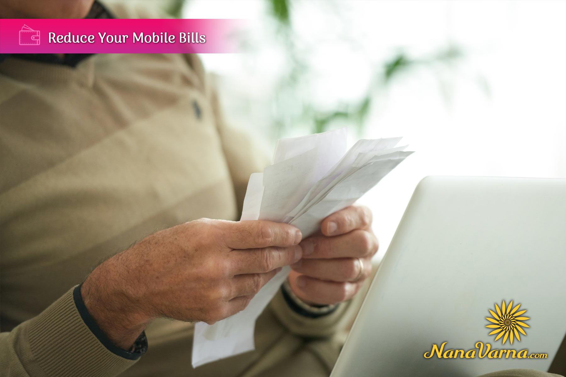 16 reduce mobile bill