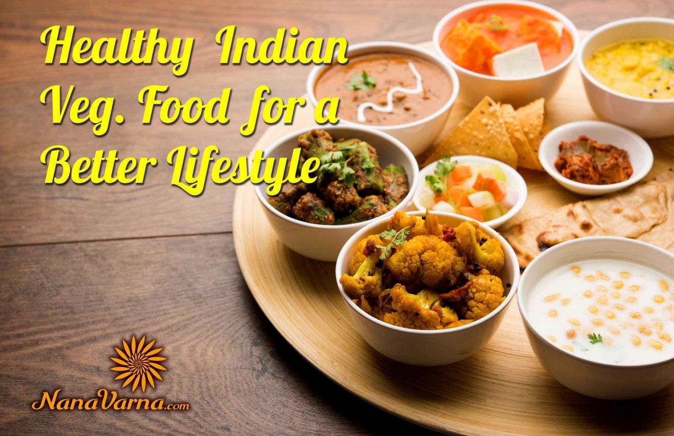 Healthy Indian Food