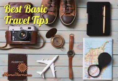 Basic Travel Tips