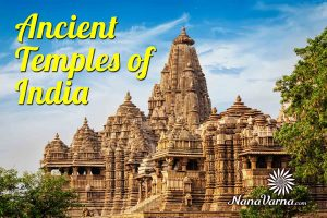 ancient temples in India