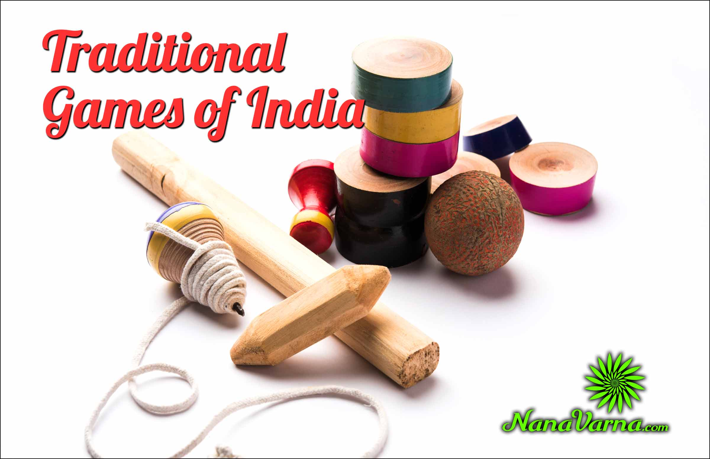 traditional games of india