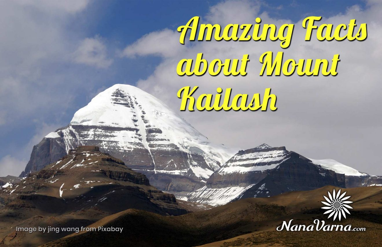 facts about Mount Kailash