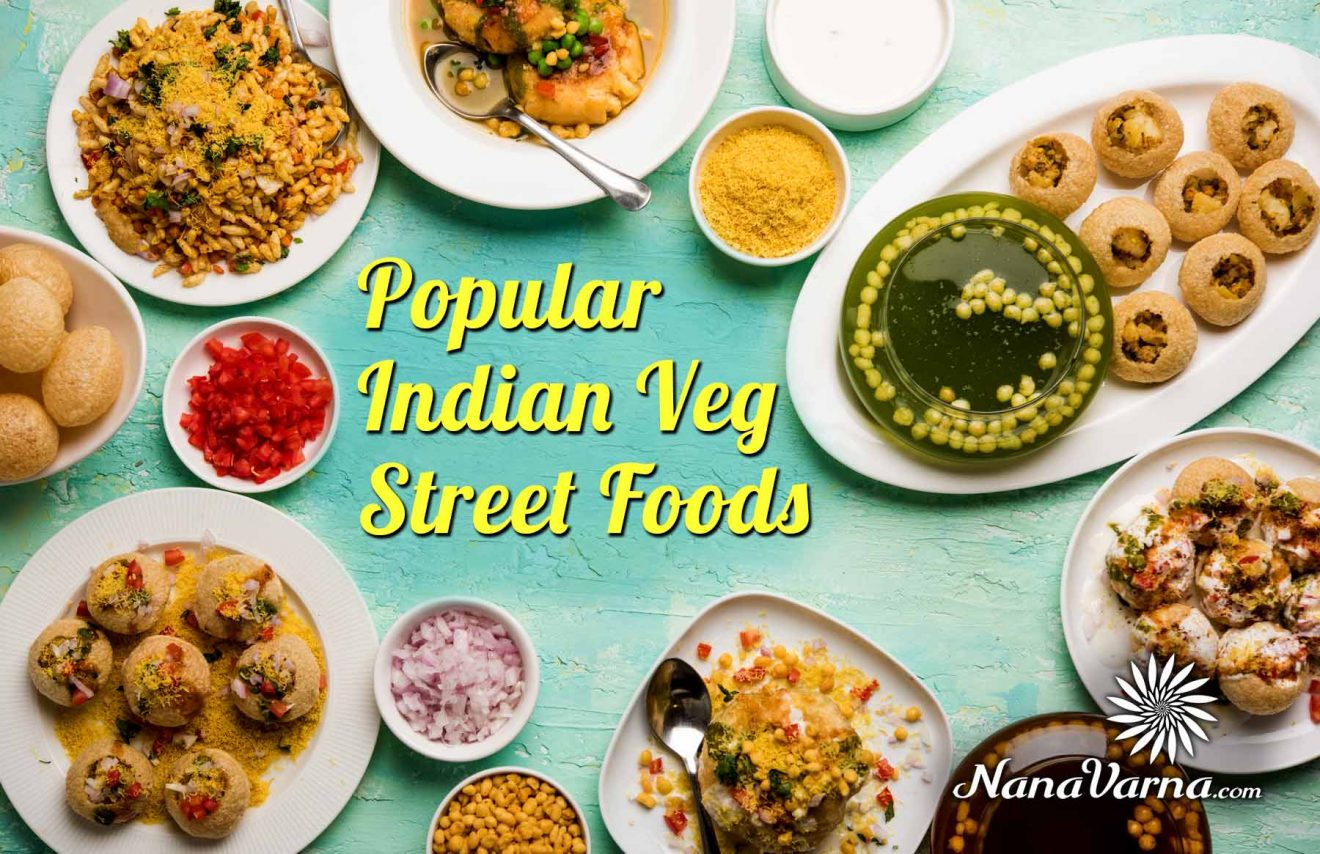 Best Veg Street Food