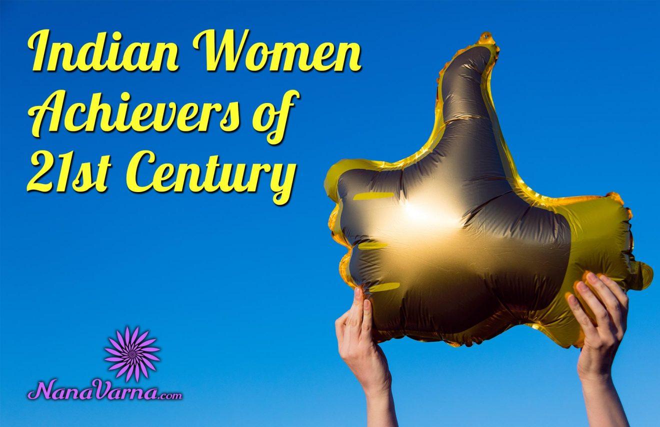Indian Women Achievers
