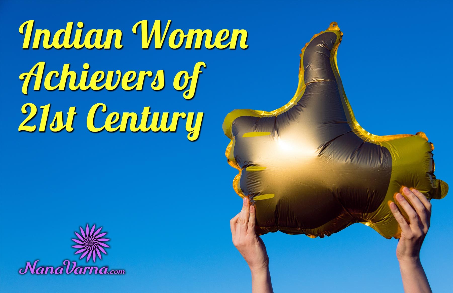 Indian Women Achievers