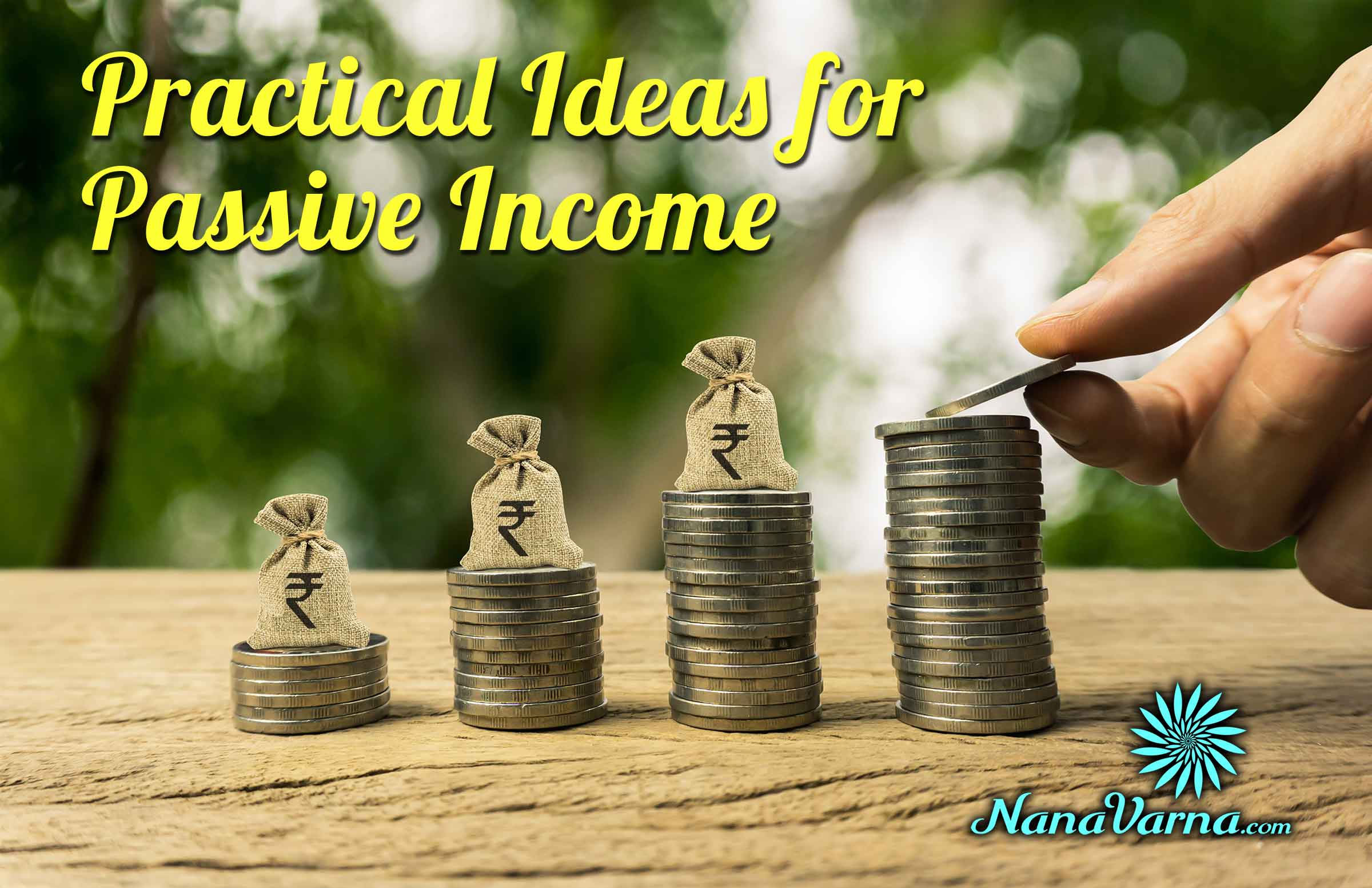 Ideas for Passive Income